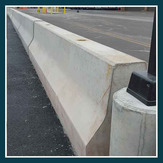 Barrier Movable Concrete