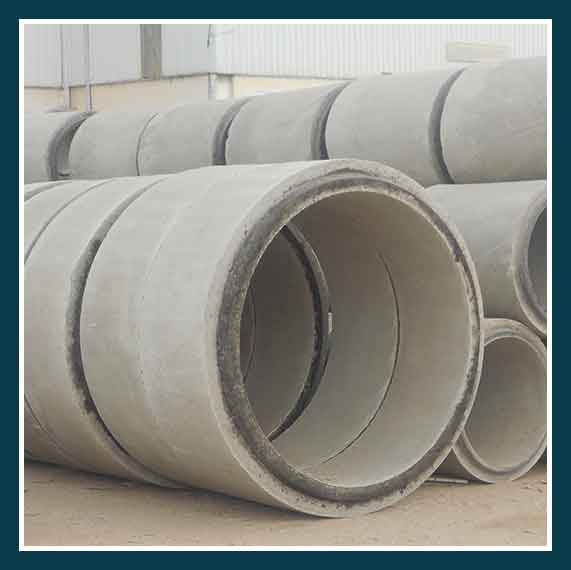 Jenis Concrete Pipe