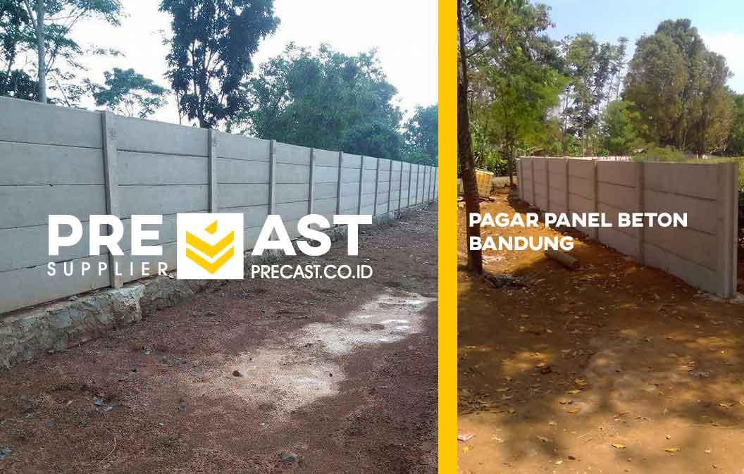 Harga Pagar Panel Beton Bandung