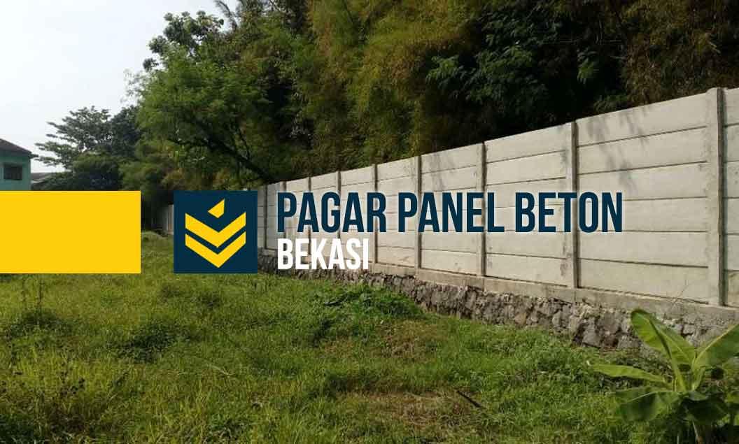 Harga Pagar Panel Beton Bekasi