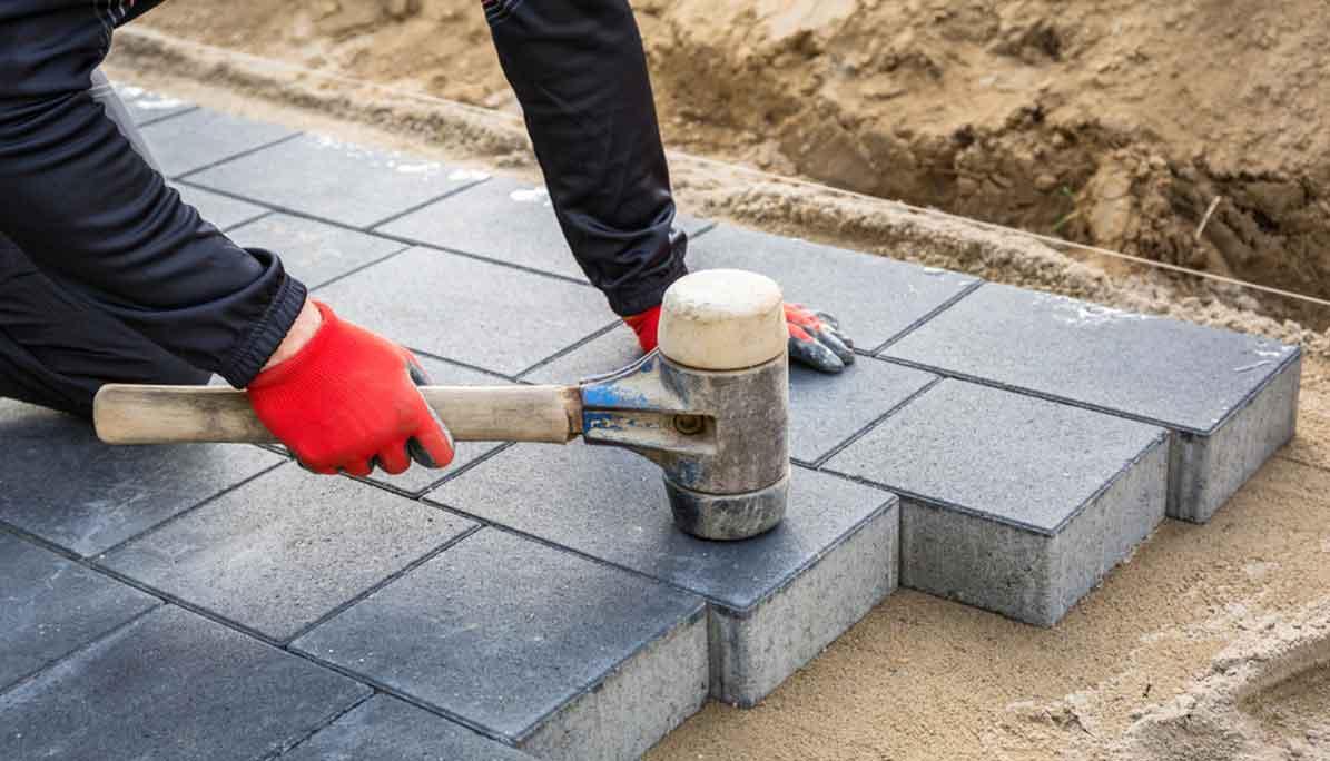 Memilih Jasa Pasang Paving Block - Beton Precast